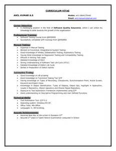 Software Tester Resume Format by Pdf Data Warehousing Tester Resume Sle