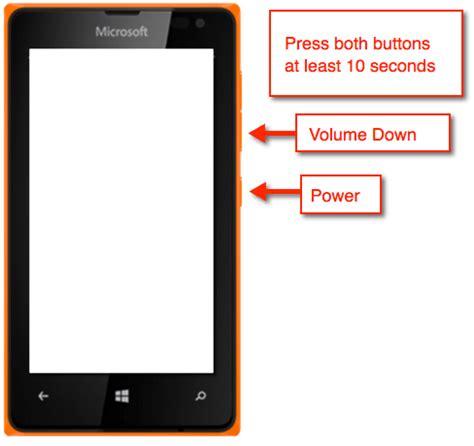 microsoft lumia 535 how to hard reset my phone microsoft lumia 535 soft reset or reboot solverbase com