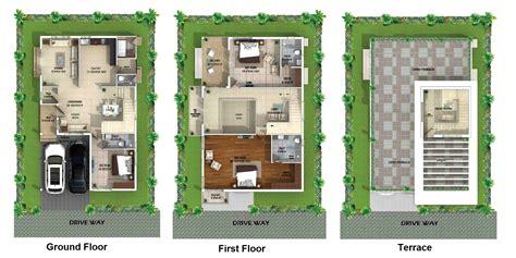 luxury villa floor plans myans luxury villas in east coast road chennai by mayances construction engineering services