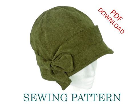 zelda cloche pattern free sewing pattern penny 1920s cloche hat for child or