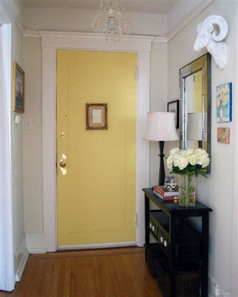apartment foyer front doors a collection of home decor ideas to try
