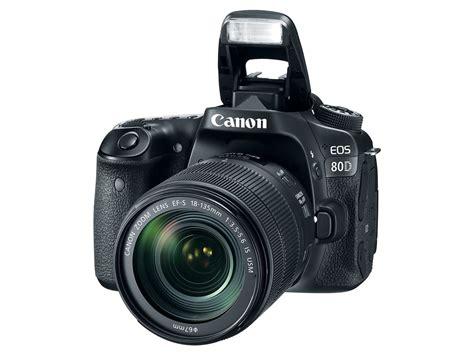 canon photo canon eos 80d announced