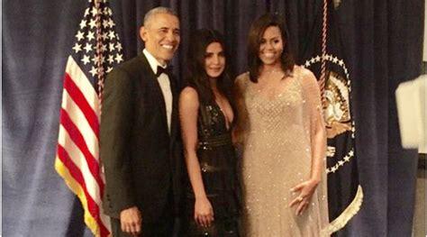 priyanka chopra english speech barack obama is funny charming priyanka chopra the