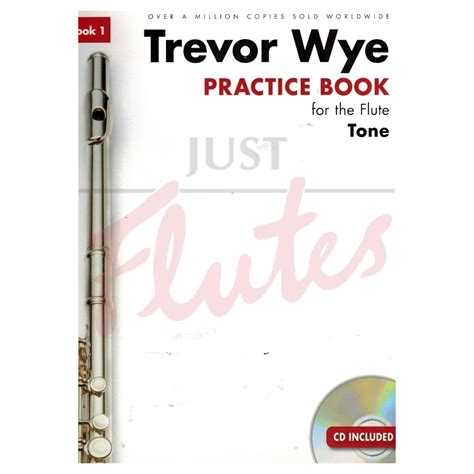 trevor wye flute secrets books practice book for the flute tone with accompanying cd