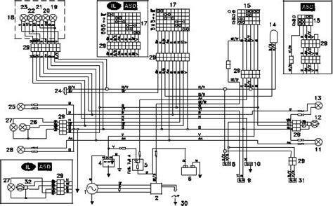aprilia sx 50 wiring diagram aprilia rs 50 2006 wiring