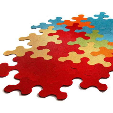 teppich puzzle jigsaw puzzle rug craziest gadgets
