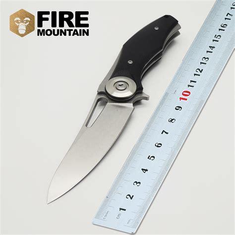 g10 knife blade bmt tactical v folding blade knife d2 blade g10