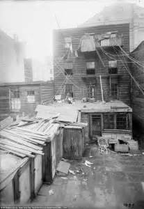 The Tenement houses that once lined Manhattan's Lower East Side   Daily Mail Online