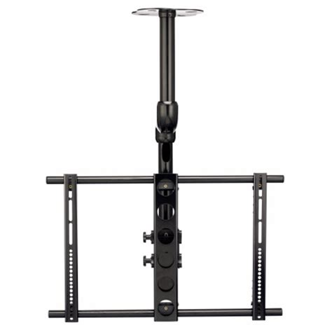 Ceiling Tv Mounts For Flat Screens by Media Mounts Large Flat Panel Tv Ceiling Mount From