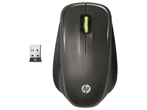 hp wireless optical comfort mouse hp wireless optical graystone comfort mouse lb420aa