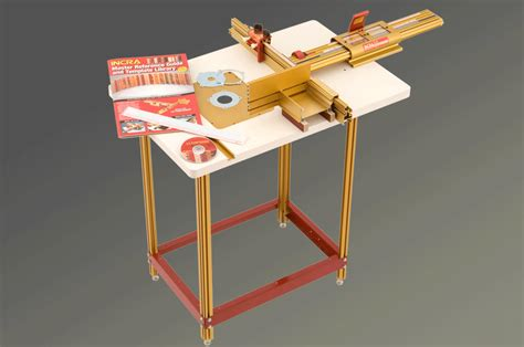 incra cleansweep australian wood review router table