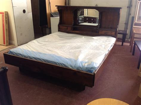 Used King Size Bed Frame King Size Bed Frame With Waterbed Charlottetown Pei Mobile