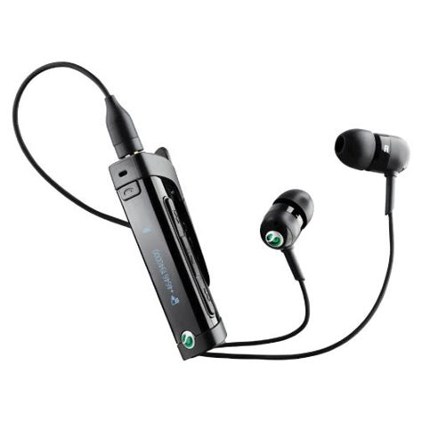 Headset Bluetooth Sony Mw600 sony ericsson mw600 bluetooth stereo headphones fmradio ebay