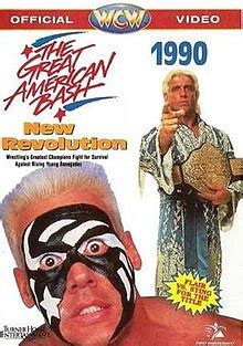 The Greatest American Wiki The Great American Bash 1990