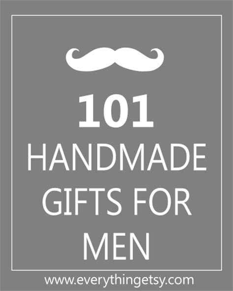 Handmade Birthday Gifts For Guys - 101 handmade gifts for diy