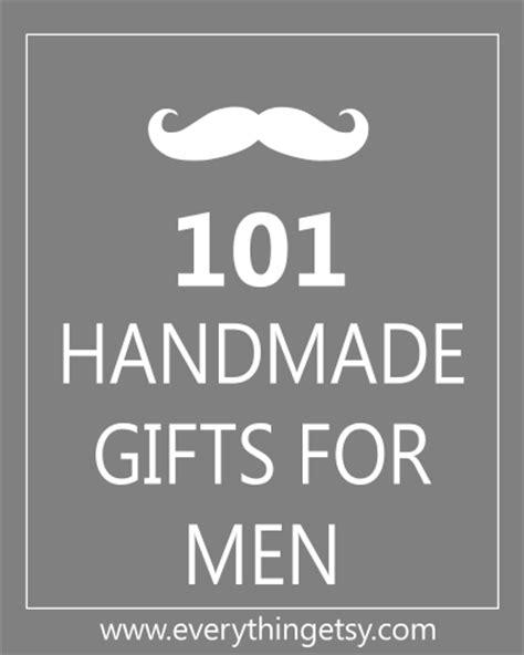 Handmade Gift Ideas For Guys - 101 handmade gifts for diy