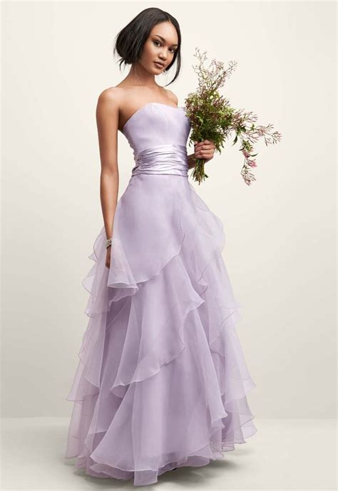 this soft color for or summer wedding colorful wedding dresses