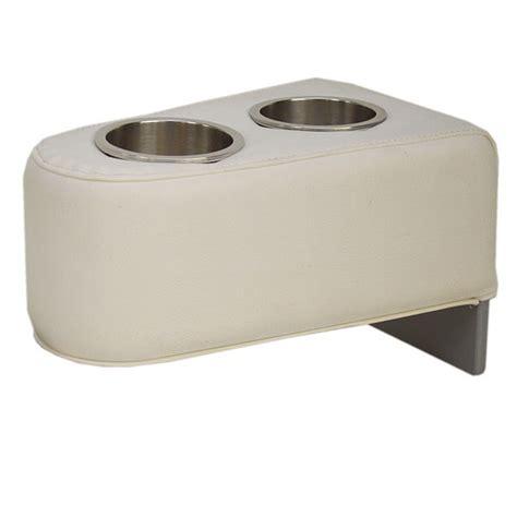 boat cup holders ebay godfrey 276857 oem off white vinyl removable pontoon boat