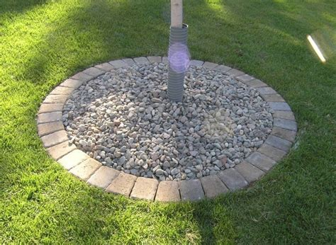 Paver Tree Ring Outdoor Spaces Pinterest Tree Rings Paver Patio Edging Options