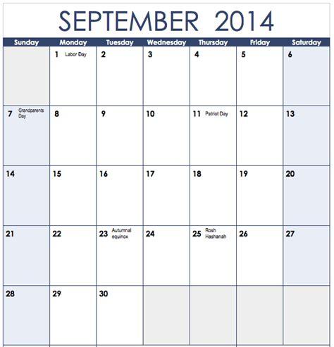printable calendar monday to friday 8 best images of 2014 calendar printable monday thru
