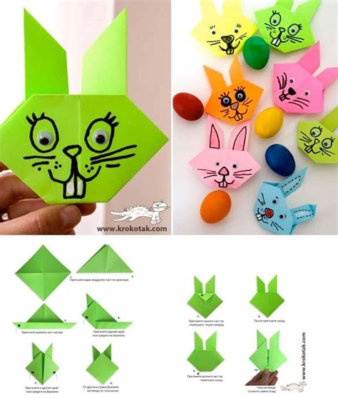 Ideas For Origami - origami craft ideas preschool crafts