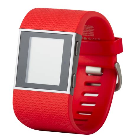 Fitbit Surge Fitness fitbit surge fitness tangerine small focus