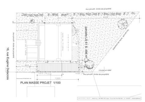 Fondation Mur De Soutenement 5008 画廊 house extension christophe nogry 31