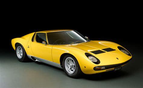1972 Lamborghini Miura Sv Automobiles Of Auction Achieves 30 Million