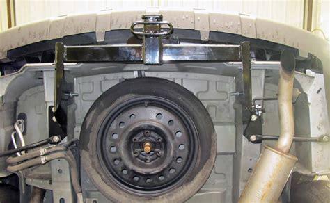 chevrolet uplander trailer hitch curt