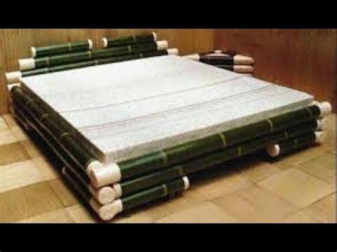 Lu Tidur Dari Bambu tempat tidur unik dari bambu
