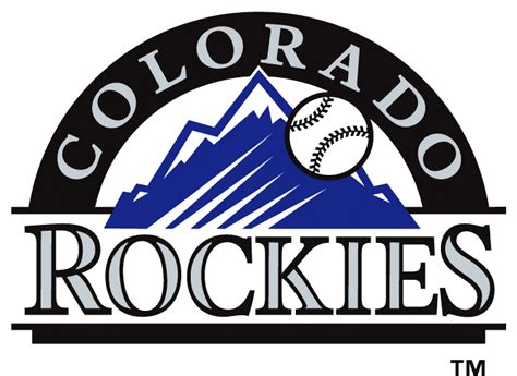 colorado rockies colors grand baseball coloring pictures mlb baseball nl free