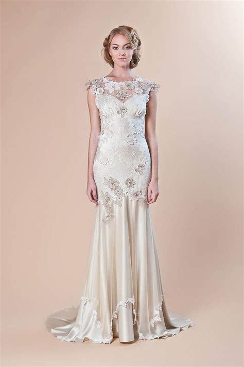 Vintage Style 1920s Wedding Dresses by Vintage Wedding Dresses From The 1920s 18 1920s Wedding