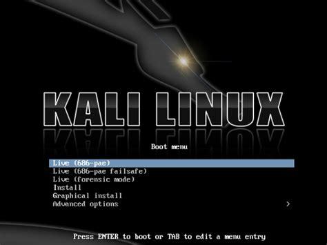 Kali Linux 2017 1 64bit Dvd Bootable kali linux 1 0 6 released dvd iso images