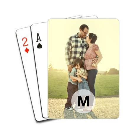 Where Can You Buy Shutterfly Gift Cards - custom photo playing cards only 7 99 shipped new shutterfly customers common
