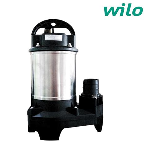Pompa Submersible Sell Wilo Pdv A 750 E Pompa Submersible Air Kotor From