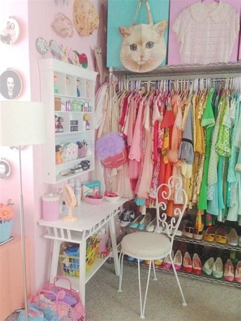 kawaii room pastel room home