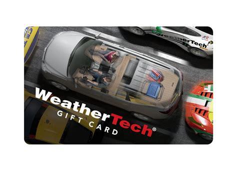 Weathertech Gift Card - weathertech weathertech twitter