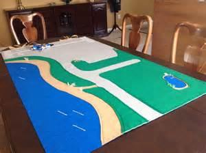 lego airplane play mat craft ideas