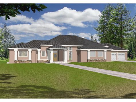 florida style home plans corinth hill florida style home plan 088d 0082 house plans and more