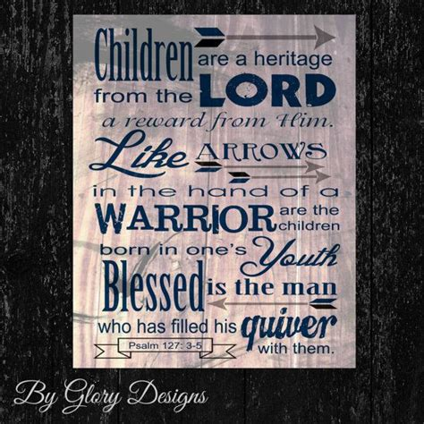 fathers day scriptures s day gift scripture psalm 127 3 5 children