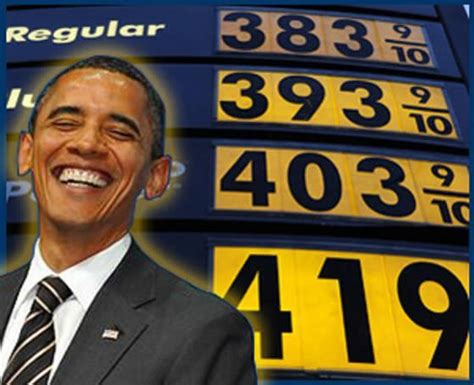 Gas Prices When Obama Took Office by As Americans Suffer Gas Prices Climb Obama Mocks