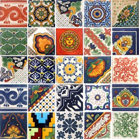 Mexican Handmade Tiles - 17 best images about tile designs on
