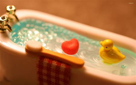 ducky bathtub rubber ducky taking a bath wallpaper funny wallpapers