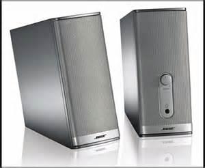 bose home speakers bose 174 companion 174 2 series ii multimedia speaker system