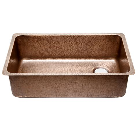 Kitchen Copper Sink David Chef Series Copper Undermount Kitchen Sink By Sinkology