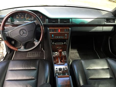 W124 Interior by 1993 Mercedes W124 E60 Amg Benztuning