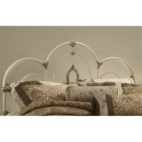 Spindle Headboards by Hillsdale Spindle Headboard In Antique White
