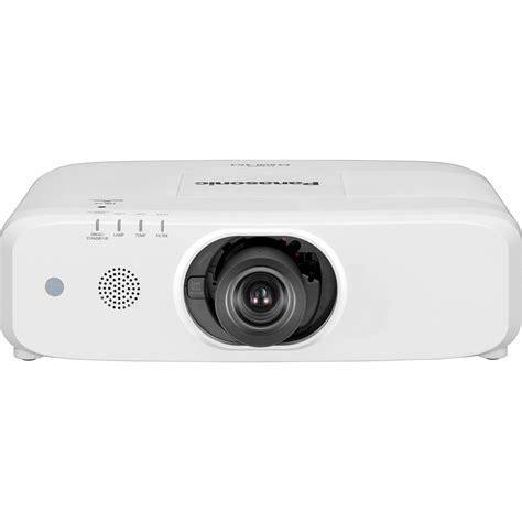 Projector Panasonic Ptex620 Panasonic Pt Ex620 6200 Lumen Xga Lcd Projector Pt Ex620u B H