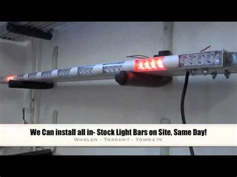 tow truck light bar for sale tow truck light bars in stock at truck sales