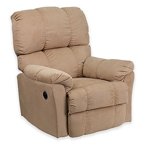 bed bath and beyond recliner flash furniture top hat power recliner bed bath beyond